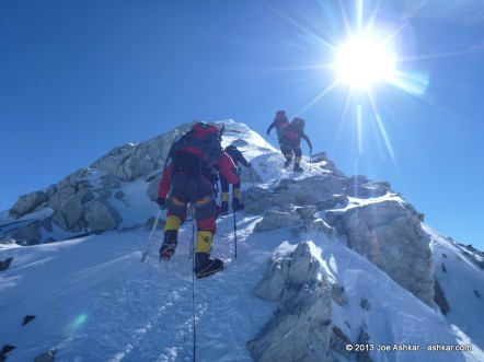 Vinson Day 8: Summit Day!!!
