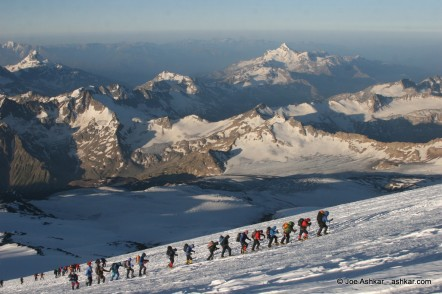 Elbrus Day 9 – Tuesday July 17, 2012