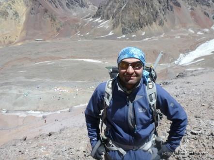 Aconcagua Day 13: Descending to Plaza de Mulas & back to Mendoza