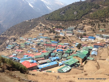 Day 3: Rest Day in Namche