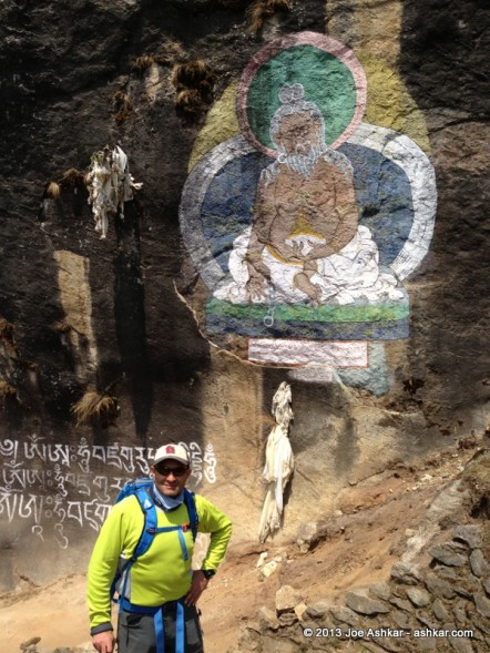 Day 4: Namche to Thame