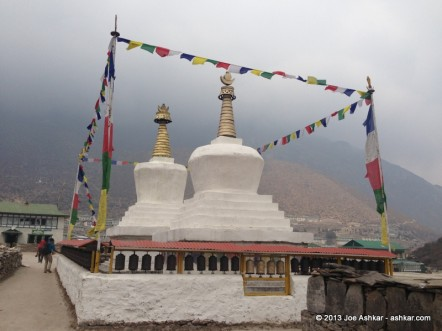 Day 5: Thame to Khumjung