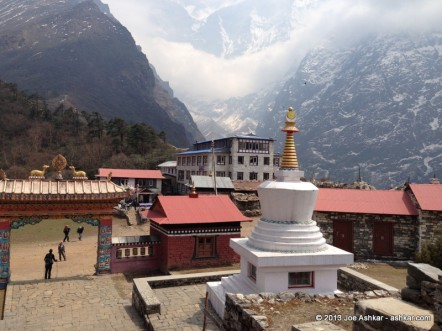 Day 6: Khumjung to Tengboche to Deboche