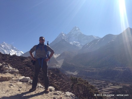 Day 7: Deboche to Pheriche