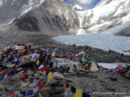 Day 11: Lobuche to Everest Base Camp
