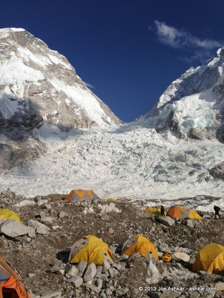 Day 12: Rest Day at Base Camp