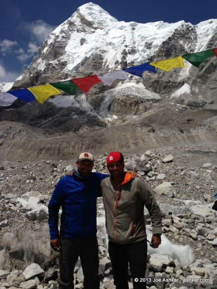 Day 16: Acclimatization Hike to Pumori Base Camp