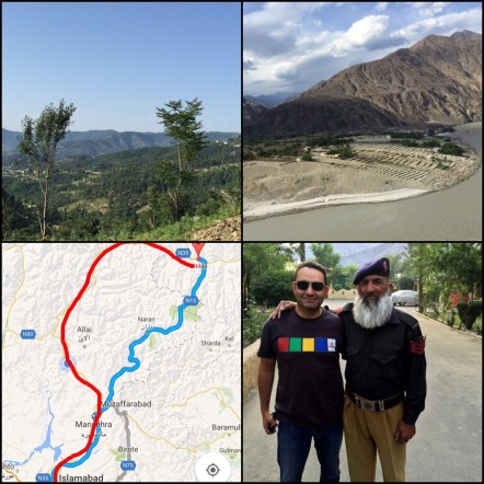 K2: From Islamabad to Chilas