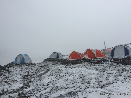 K2: Grounded at Base Camp – Sad news