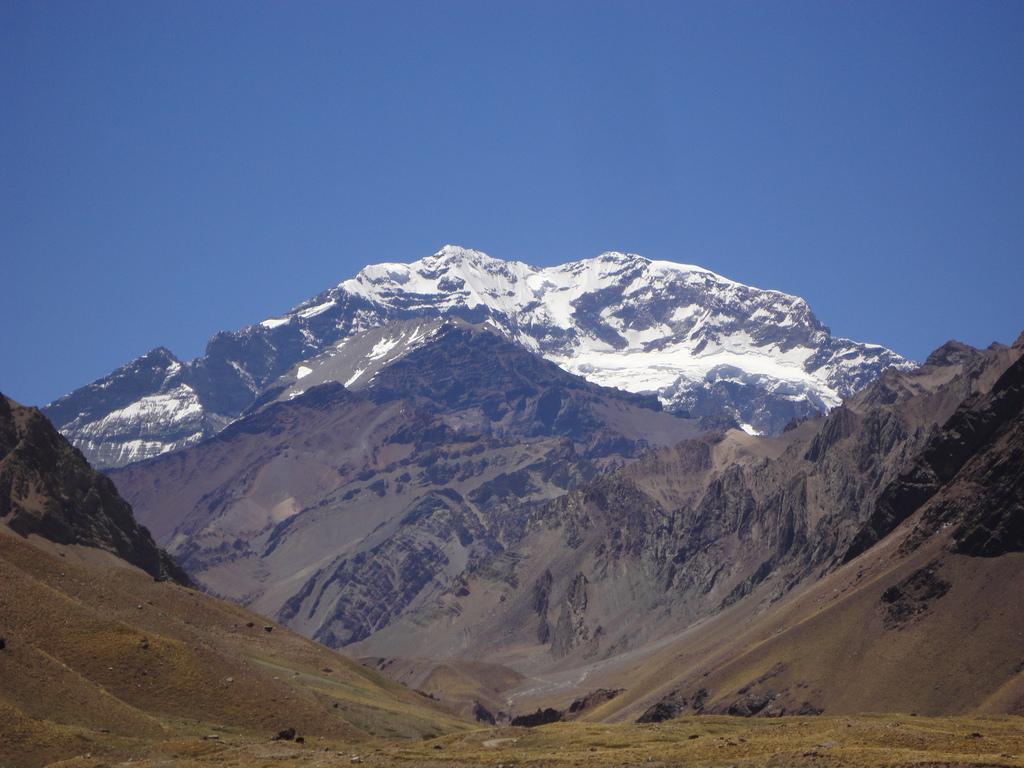 Cerro Aconcagua.