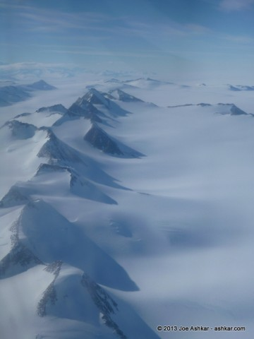 Antarctic Scenery.