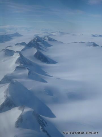 Antarctic Scenery.