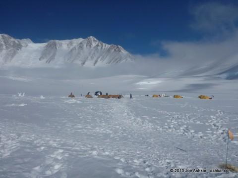 Vinson Base Camp.